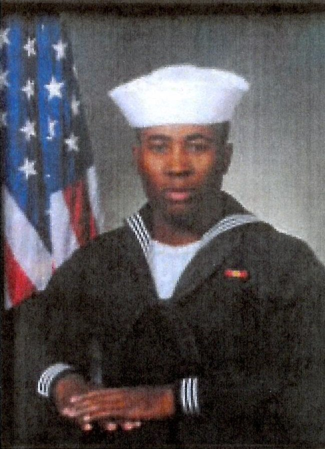 Petty Officer 1st Class Corey Ingram